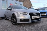 USED 2014 64 AUDI A3 S Line Sportback 1.6 TDI S Tronic 5dr ( 110 bhp ) One Owner From New Very Low Mileage Just 20,000 Miles Super Spec Only £20 Road Tax Up To 78 MPG!!!