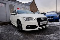 USED 2013 13 AUDI A3 S Line Sportback 2.0 TDI 5dr ( 150 bhp ) 2 Previous Owners Full Service History Fully Loaded with Extras Only £20 Road Tax Licence