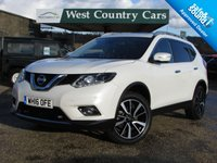 USED 2016 07 NISSAN X-TRAIL 1.6 DCI TEKNA 2016 5d 130 BHP Rare 4X4 X-Trail With Huge Specification
