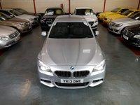 2013 BMW 5 SERIES 3.0 535D M SPORT 4d AUTO 309 BHP £14900.00