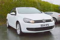 2014 VOLKSWAGEN GOLF 1.6 SE TDI BLUEMOTION TECHNOLOGY 2d 104 BHP £8991.00