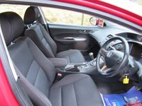 USED 2011 60 HONDA CIVIC 1.8 I-VTEC SE 5d 138 BHP