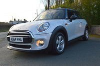 2014 MINI HATCH COOPER 1.5 COOPER D 3d 114 BHP £8491.00