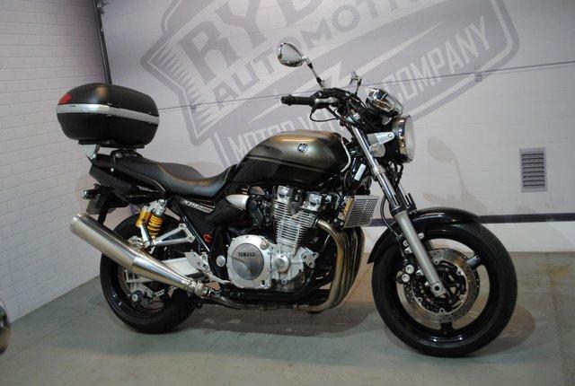 2009 09 YAMAHA XJR 1300 1250cc