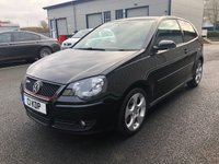 USED 2007 56 VOLKSWAGEN POLO 1.8 GTI 3d 148 BHP STUNNING EXAMPLE, FULL VW SERVICE HISTORY