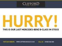 USED 2011 MERCEDES-BENZ B-CLASS 2.0 B180 CDI SPORT 5d 109 BHP