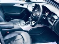 USED 2015 65 AUDI A6 2.0 AVANT TDI ULTRA SE 5d AUTO 188 BHP
