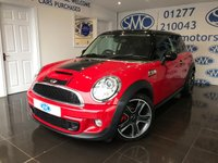 USED 2013 13 MINI HATCH COOPER 2.0 COOPER SD 3d AUTO 141 BHP
