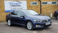 2015 VOLKSWAGEN PASSAT 2.0 SE BUSINESS TDI BLUEMOTION TECHNOLOGY 4d 148 BHP £11484.00
