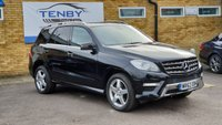 USED 2012 62 MERCEDES-BENZ M CLASS 3.0 ML350 BLUETEC SPORT 5d AUTO 258 BHP