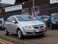 USED 2009 09 VAUXHALL CORSA 1.0 ACTIVE 3d IDEAL FIRST CAR ~ LOW INSURANCE ~ ALLOYS ~  AIR CONDITIONING ~ SERVICE HISTORY