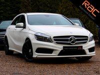 USED 2014 64 MERCEDES-BENZ A CLASS 1.6 A200 BLUEEFFICIENCY AMG SPORT 5d AUTO 156 BHP