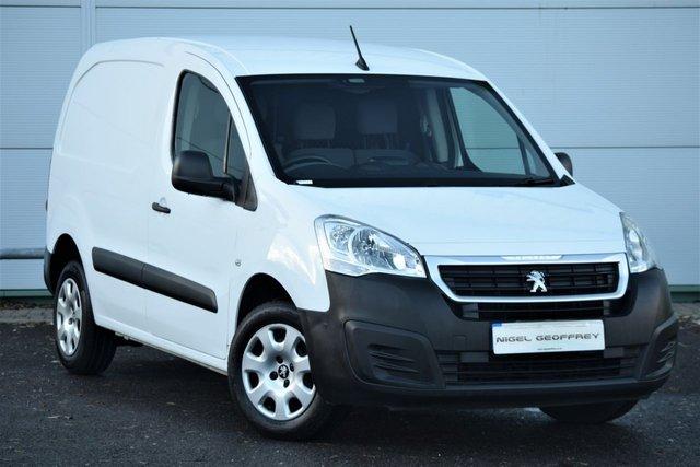 2015 Peugeot Partner Hdi Professional 625 5 950