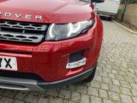 USED 2012 LAND ROVER RANGE ROVER EVOQUE 2.2 SD4 PURE TECH 5d AUTO 190 BHP Xenons, Memory Seats, Camera, MOT, Warranty, Finance