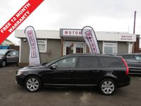 USED 2008 08 VOLVO V70 2.4 D5 SE 5DR AUTOMATIC 183 BHP +++APRIL SALE NOW ON+++