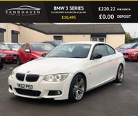 USED 2012 62 BMW 3 SERIES 2.0 320D SPORT PLUS EDITION 2d 181 BHP SAT NAV * FULL LEATHER