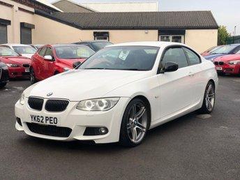 2012 BMW 3 SERIES 2.0 320D SPORT PLUS EDITION 2d 181 BHP £10495.00