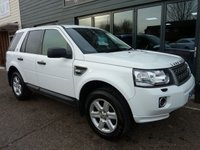 2014 LAND ROVER FREELANDER 2.2 TD4 GS 5d 150 BHP £13295.00