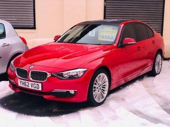 2012 BMW 3 SERIES 2.0 320D LUXURY 4d 184 BHP £8995.00