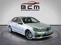 2010 MERCEDES-BENZ C CLASS 3.0 C350 CDI BLUEEFFICIENCY SPORT 4d AUTO 231 BHP £5985.00