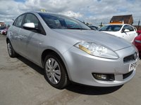 USED 2009 09 FIAT BRAVO 1.6 MULTIJET ACTIVE ECO DRIVES A1 £30 ROAD TAX