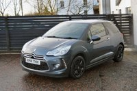 USED 2013 13 CITROEN DS3 1.6 E-HDI DSTYLE PLUS 3d 90 BHP 6 MONTHS RAC WARRANTY FREE + 12 MONTHS ROAD SIDE RECOVERY!