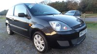 2007 FORD FIESTA 1.2 STYLE 16V 3d 78 BHP £1750.00