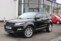 USED 2014 LAND ROVER RANGE ROVER EVOQUE 2.2 SD4 Pure Tech AWD 5dr