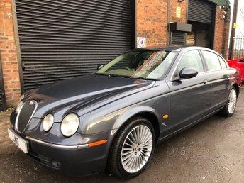 2006 JAGUAR S-TYPE 2.7 V6 SE 4d 206 BHP £2991.00