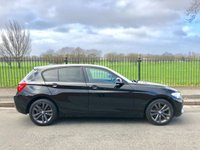 USED 2015 15 BMW 1 SERIES 2.0 118D SPORT 5d 147 BHP