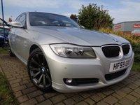 2009 BMW 3 SERIES 2.0 318I SE BUSINESS EDITION 4d 141 BHP