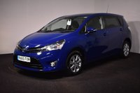 USED 2015 65 TOYOTA VERSO 1.6 VALVEMATIC ICON 5d 131 BHP 7 SEATER + LOW MILES