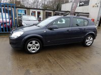 USED 2008 57 VAUXHALL ASTRA 1.6 CLUB 5d AUTO 115 BHP NEW MOT, SERVICE & WARRANTY