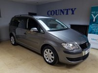 USED 2008 08 VOLKSWAGEN TOURAN 1.9 S TDI 5d 103 BHP * TWO OWNERS * FULL HISTORY *