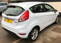 USED 2013 13 FORD FIESTA 1.25 ZETEC 5DR 82 BHP, £30 ROAD TAX, CHEAP INSURANCE NOW SOLD - SIMILAR VEHICLES WANTED