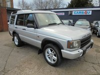2004 LAND ROVER DISCOVERY 2.5 LANDMARK TD5 5d 136 BHP 7 Seater £5690.00