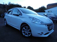 USED 2015 64 PEUGEOT 208 1.2 ACTIVE 5d 82 BHP