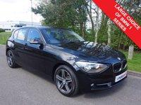 USED 2015 15 BMW 1 SERIES 2.0 116D SPORT 5d 114 BHP