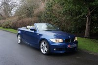 USED 2010 10 BMW 1 SERIES 2.0 123D M SPORT 2d 202 BHP