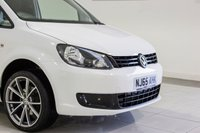 USED 2015 65 VOLKSWAGEN CADDY MAXI 1.6 C20 TDI STARTLINE BLUEMOTION TECHNOLOGY 1d 101 BHP JAN MOT 2020, AUX, ALLOY WHEELS, ROOF BARS, JUST BEEN SERVICED