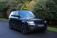 USED 2016 16 LAND ROVER RANGE ROVER 3.0 TDV6 AUTOBIOGRAPHY 5d AUTO 255 BHP