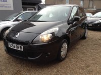 2010 RENAULT SCENIC 1.5 EXPRESSION DCI 5d 105 BHP £2690.00