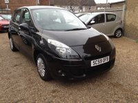 USED 2010 59 RENAULT SCENIC 1.5 EXPRESSION DCI 5d 105 BHP SERVICE HISTORY LAST SERVICED @ 83K