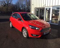 USED 2016 16 FORD FOCUS 1.5 TDCI ZETEC NAVIGATOR AUTOMATIC 120 BHP  THIS VEHICLE IS AT SITE 1 - TO VIEW CALL US ON 01903 892224