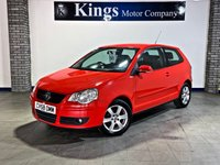 2008 VOLKSWAGEN POLO 1.2 MATCH 3dr £2690.00