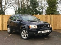 USED 2010 10 VOLVO XC90 2.4 D5 SE Lux AWD 5dr FSH, Full Leather, Bluetooth