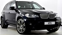 USED 2011 11 BMW X5 3.0 40d M Sport xDrive 5dr  Pan Roof, Comfort Access, Nav