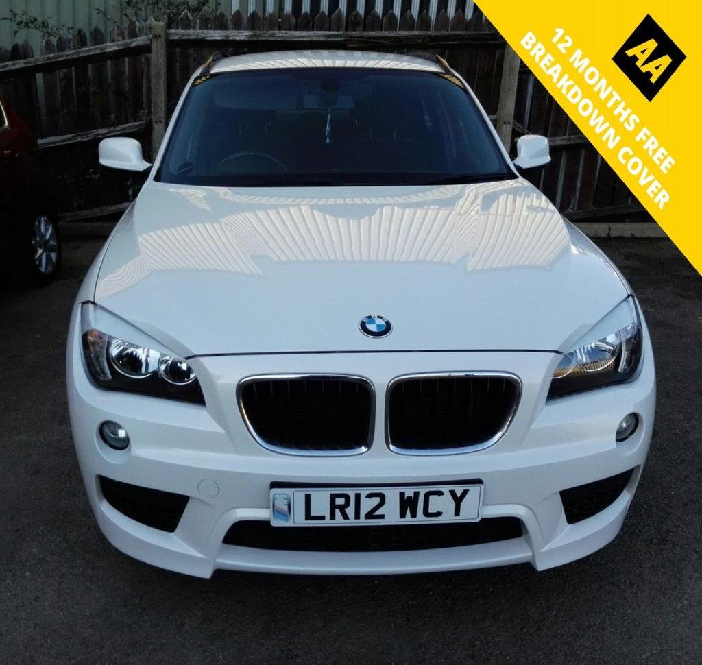 2012 BMW X1 2.0 Xdrive18d M Sport 5D 141 BHP £8,995