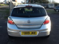 USED 2009 09 VAUXHALL ASTRA 1.4 ACTIVE 16V TWINPORT 5d 90 BHP * 2 OWNERS FROM NEW * 82000 MILES, 2 OWNERS FROM NEW, ECONOMICAL
