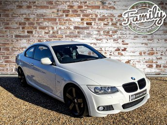 2010 BMW 3 SERIES 2.0 320d M Sport 2dr £10490.00